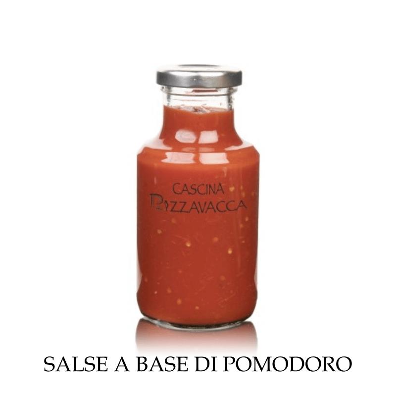 Salsa a Base di Pomodoro Pizzavacca_